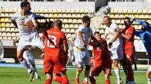 Ligue des Nations : l'Arménie arrache la montée en Ligue B après sa victoire contre la Macédoine du Nord