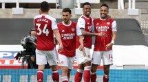 Premier League : Arsenal domine Newcastle