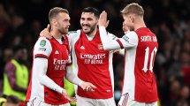League Cup : Arsenal enfonce Leeds dans la crise, Chelsea se fait peur contre Southampton