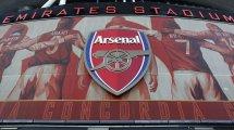 Arsenal emprunte 132,5 M€ à la Banque d'Angleterre