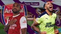 Arsenal - Newcastle : les compositions sont là