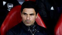 Arsenal : Mikel Arteta réclame de la patience pour Saliba