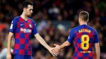 Ce que prévoit le FC Barcelone pour sanctionner Arthur
