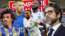 Journal du Mercato : tout s'accélère à l'Olympique Lyonnais, Tottenham tremble pour ses stars