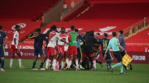 Discipline : Monaco prend cher, l'OL moins