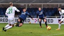 Serie A : l'Atalanta roule sur Sassuolo, la Roma conforte sa troisième place, Naples se relance