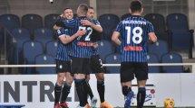 Serie A : l'Atalanta craque contre le Torino, La Spezia renverse Sassuolo