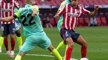 Liga : l'Atlético de Madrid et Luis Suarez explosent Grenade