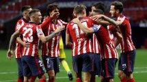 Liga : l'Atlético retrouve la victoire à Grenade