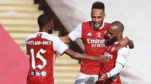 Arsenal : Alexandre Lacazette victime de la prolongation d'Aubameyang ?