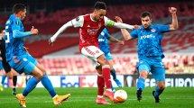 Ligue Europa : Arsenal s'incline mais se qualifie, Tottenham passe à la trappe en prolongation