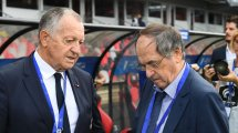 OL : Jean-Michel Aulas veut bien libérer deux joueurs pour les JO