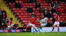 Championship, play-offs : le Swansea d'André Ayew et Bournemouth prennent l'avantage en demies