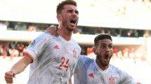 Croatie-Espagne : les compositions officielles