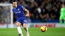 Chelsea : César Azpilicueta a fait une dépression en début d'année