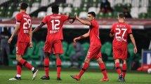 BL : Havertz et le Bayer Leverkusen s'amusent sur la pelouse du Werder