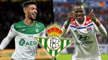 Mercato : le Betis veut faire une razzia sur la L1 !