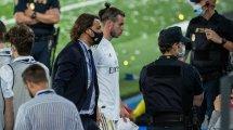 Real Madrid : retrouvailles tendues entre Bale et Zidane