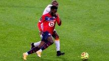 Lille : Jonathan Bamba rêve de Premier League