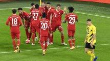 Bundesliga : le Bayern Munich triomphe encore du Borussia Dortmund