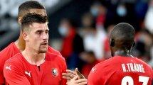 Rennes : Baptiste Santamaria pense à l'équipe de France