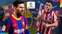 FC Barcelone - Atlético de Madrid : les compositions probables