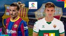 FC Barcelone - Elche : les compositions sont là