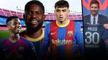 JT Foot Mercato : la galère de l'après-Messi s'intensifie au FC Barcelone