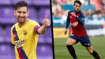 FC Barcelone-Osasuna : les compositions officielles !