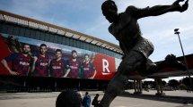 Super League : le communiqué du FC Barcelone