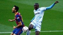 Match arrêté entre Cadix et Valence suite à des propos racistes envers Mouctar Diakhaby