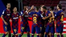 Liga : le FC Barcelone enchaîne face à Leganés