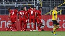 Borussia Dortmund - Bayern Munich : les notes du match