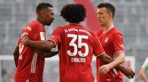 Bundesliga : le Bayern vient à bout de Gladbach' et file vers le titre