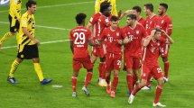 Supercoupe d'Allemagne : le Borussia Dortmund tombe face à un Bayern Munich très réaliste