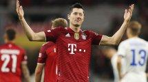 Le dossier Robert Lewandowski crispe le Bayern Munich
