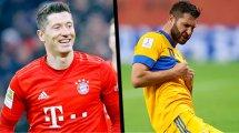 Bayern-Tigres : les compositions officielles
