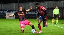 Ligue 2 : Auxerre enfonce Châteauroux, Clermont explose Dunkerque