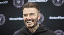 Inter Miami : David Beckham veut Phil Neville