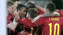 Classement FIFA : la Belgique toujours en tête