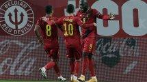 """Ligue des Nations : la Belgique gagne sa """"finale"""" contre le Danemark, l'Italie assure en Bosnie !"""