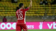 Ligue 1 : l'AS Monaco s'amuse face à Bordeaux, Angers s'impose sur le fil contre Metz et double provisoirement l'OM