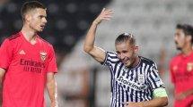 Julian Weigl veut claquer la porte de Benfica