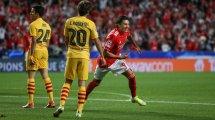 Ligue des Champions : le FC Barcelone sombre face à Benfica, la Juventus s'offre Chelsea, CR7 sauve Manchester United