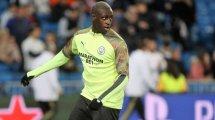 Man City : Benjamin Mendy rêve de remporter la Ligue des Champions