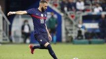 Euro 2020 : l'égalisation de Benzema sur penalty