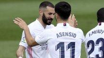 Liga : le Real Madrid ne tremble pas face à Eibar et met la pression à l'Atlético et au Barça