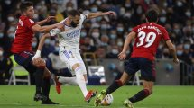 Liga : le Real Madrid cale face à Osasuna !