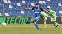 La Fiorentina s'intéresse à Domenico Berardi