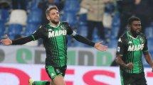 Serie A : Sassuolo assure l'essentiel contre Benevento